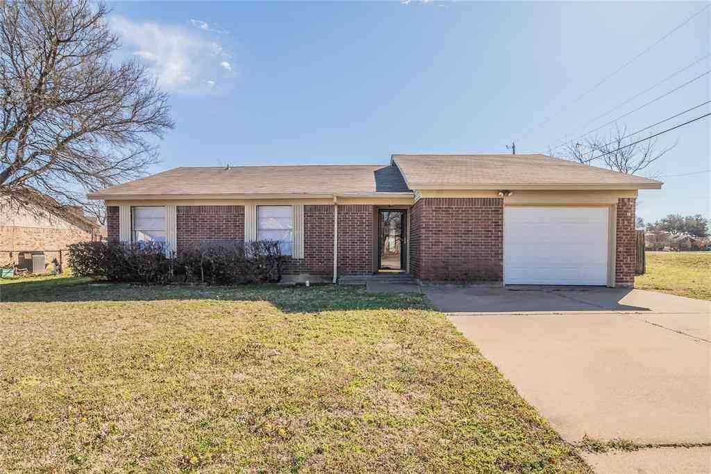 545 Chambers Creek Drive S, Everman, TX, 76140,