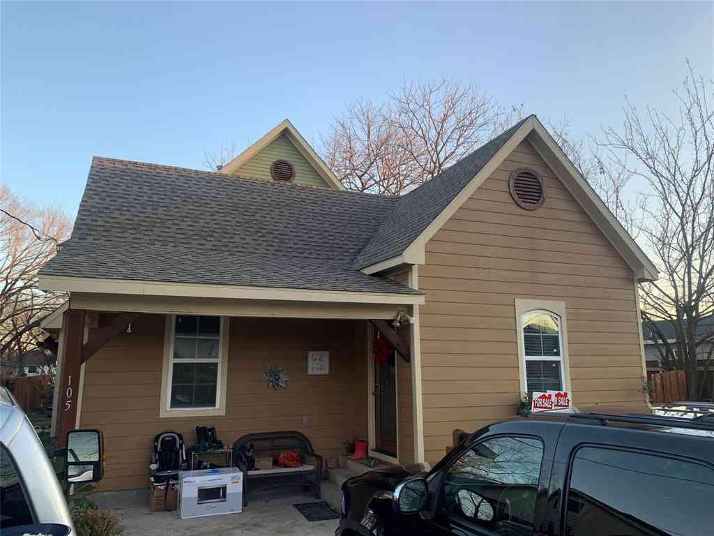 105 E Linden Street, Ennis, TX, 75119,