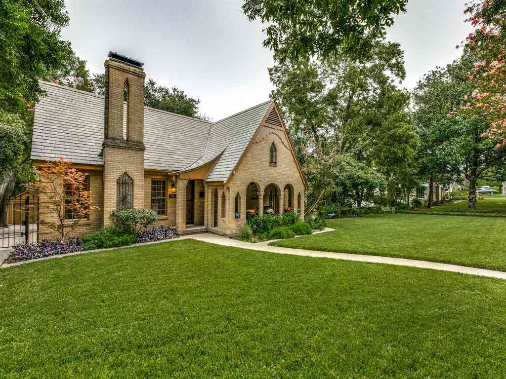 608 Monte Vista Drive, Dallas, TX, 75223,