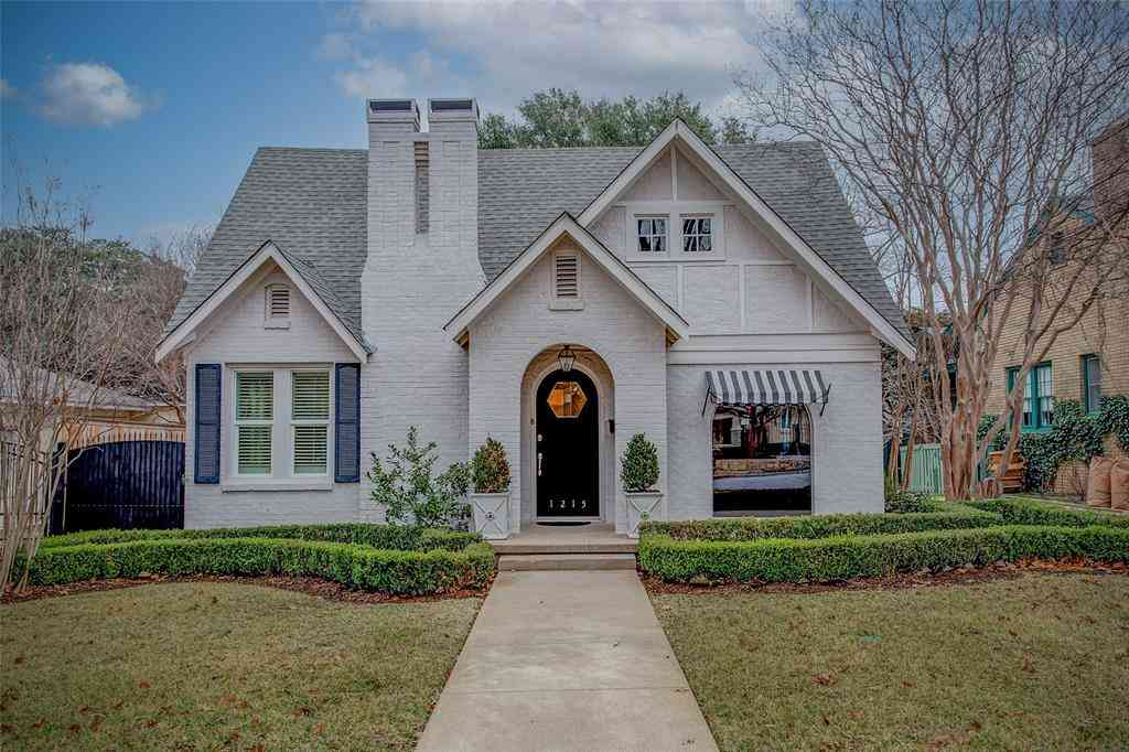 1215 Clover Lane, Fort Worth, TX, 76107,