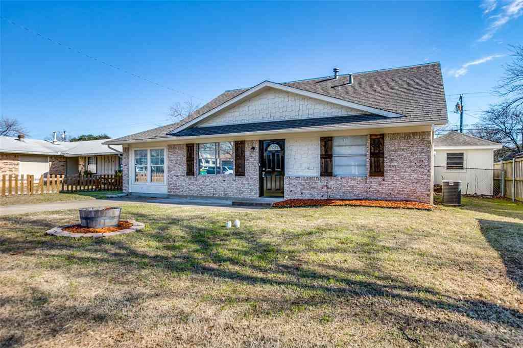 722 Cindy Drive, Cedar Hill, TX, 75104,