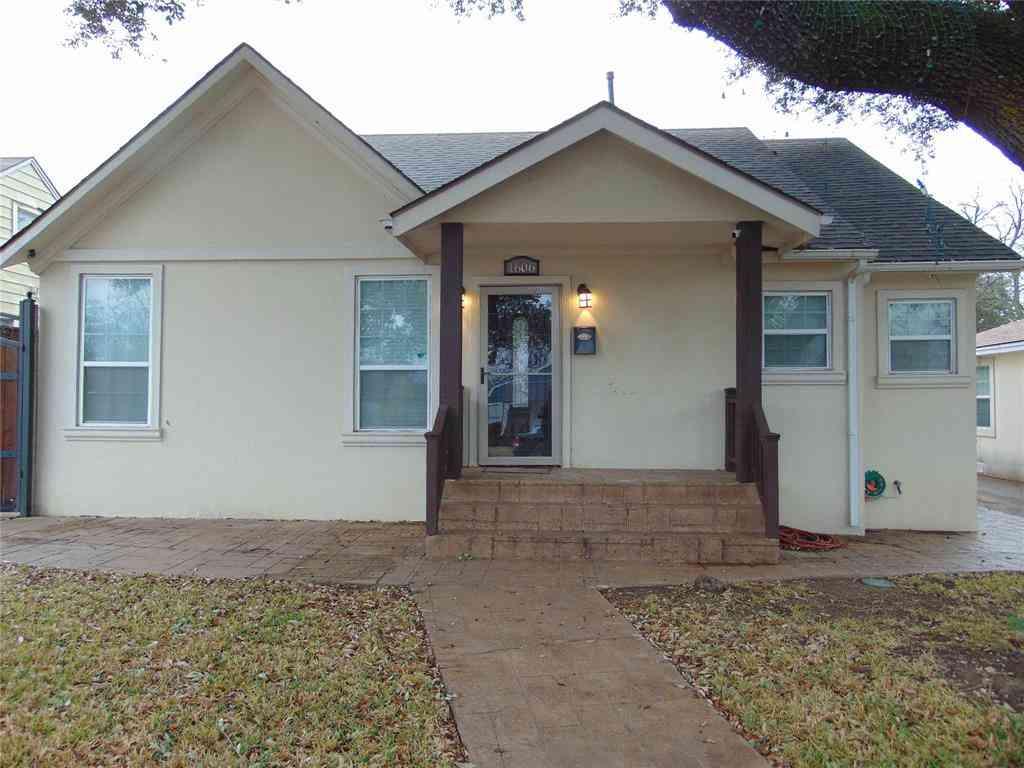 1606 Melbourne Avenue, Dallas, TX, 75224,