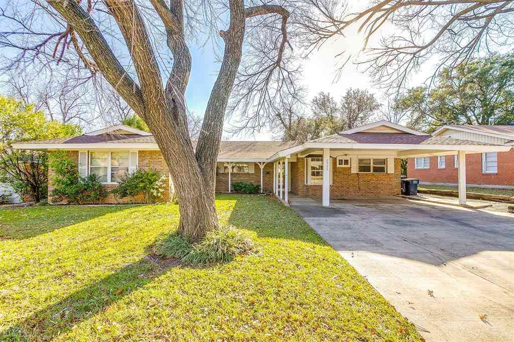 2909 Westfield Avenue, Fort Worth, TX, 76133,