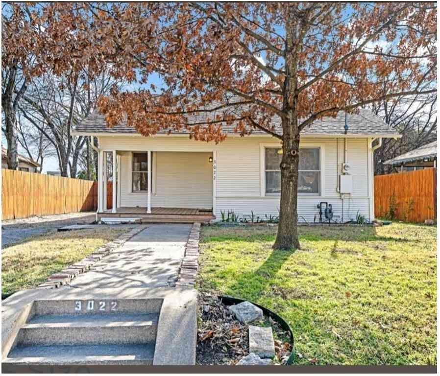 3022 Spurlock Street, Dallas, TX, 75223,