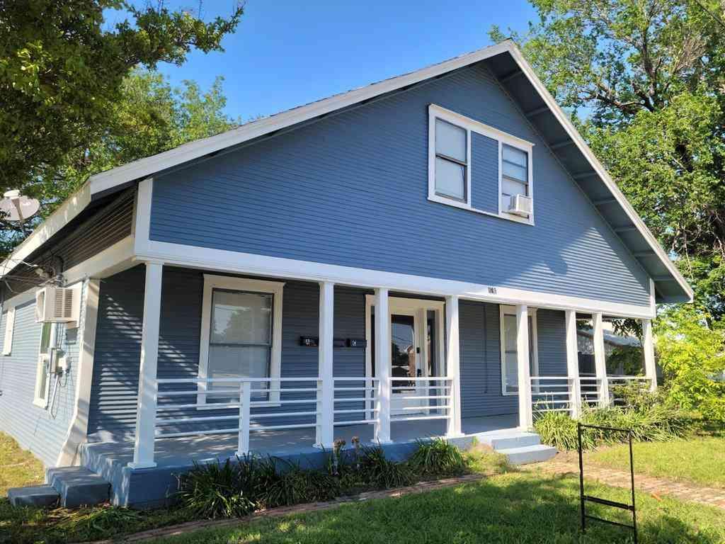 1103 E Moore Avenue #4, Terrell, TX, 75160,