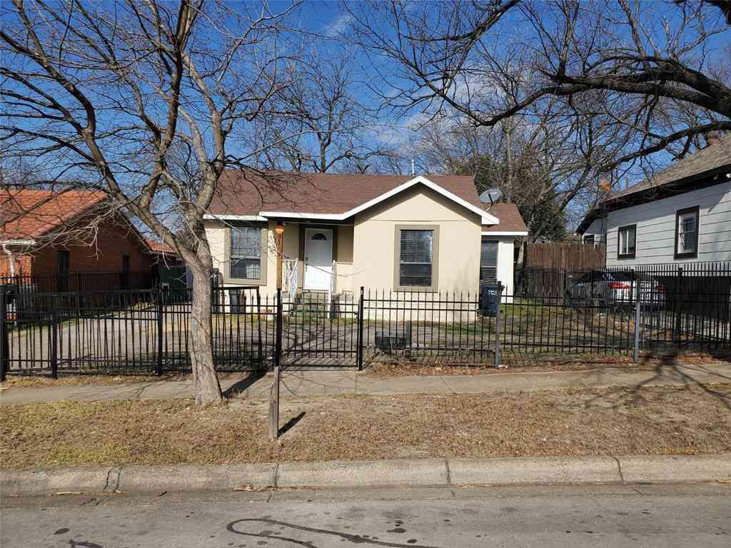 3109 Avenue L, Fort Worth, TX, 76105,