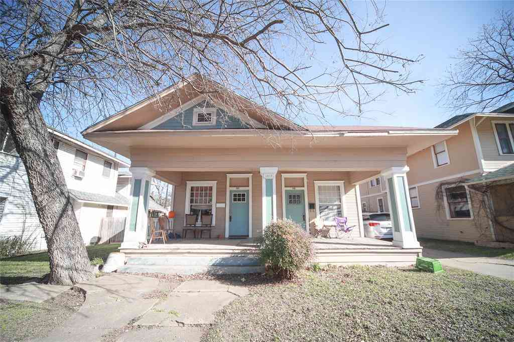 1415 Fairmount Avenue, Fort Worth, TX, 76104,