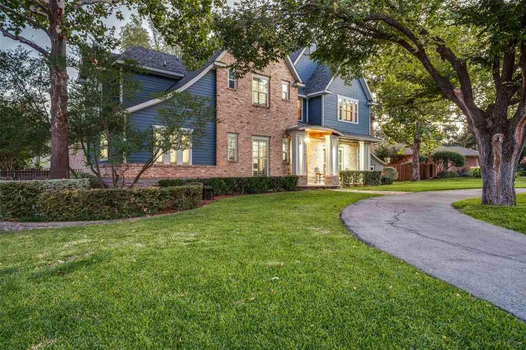 6636 Willow Lane, Dallas, TX, 75230,