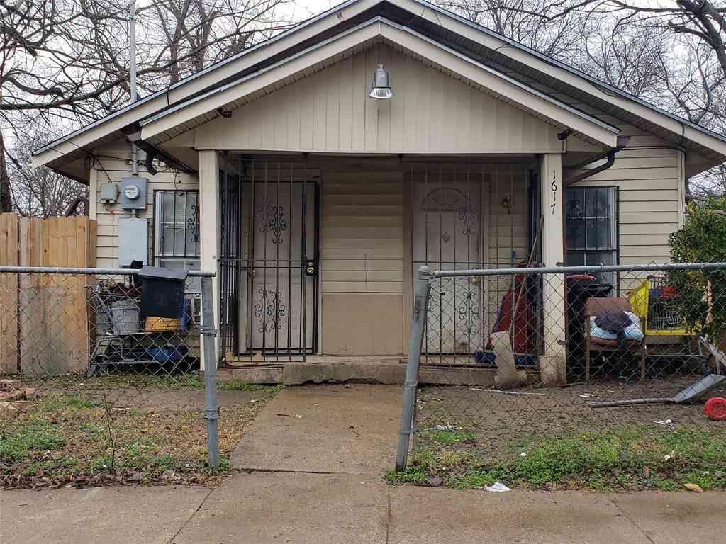 1617 Caldwell Street, Dallas, TX, 75223,