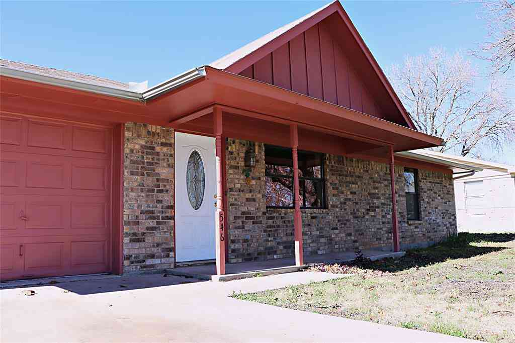 546 S Hitt Street, Boyd, TX, 76023,