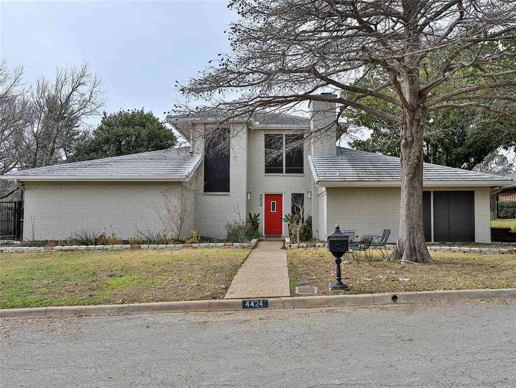 4424 Mike Lane, Fort Worth, TX, 76116,