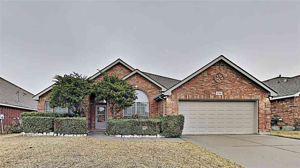 4748 Poplar Ridge Drive, Fort Worth, TX, 76123,