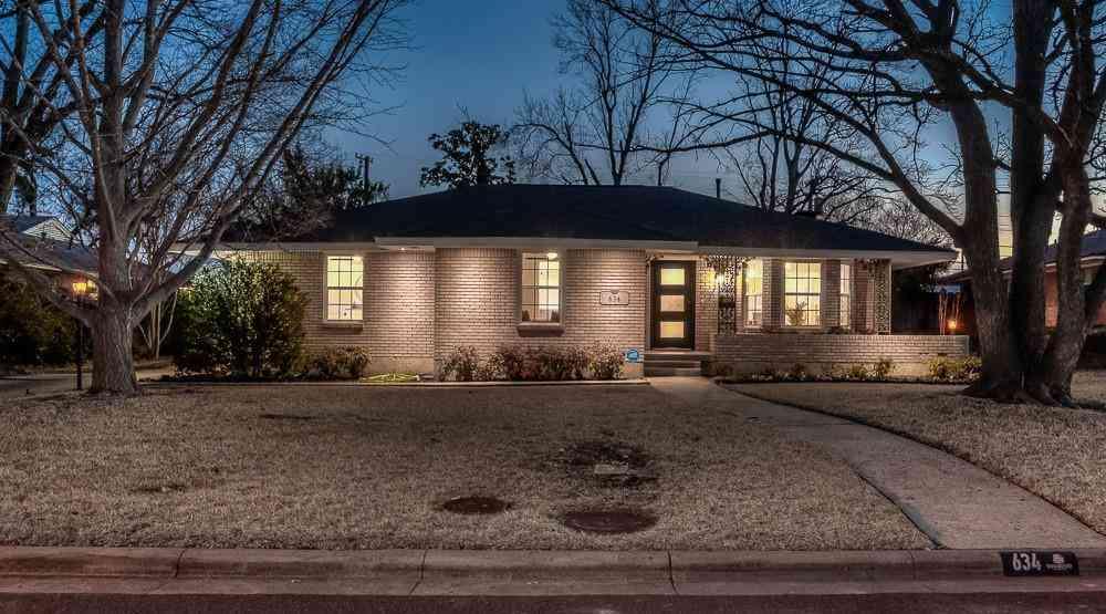 634 Bizerte Avenue, Dallas, TX, 75224,