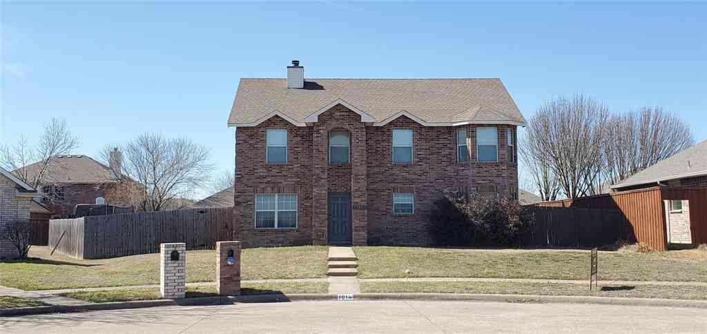 101 Hollow Tree Drive, Red Oak, TX, 75154,