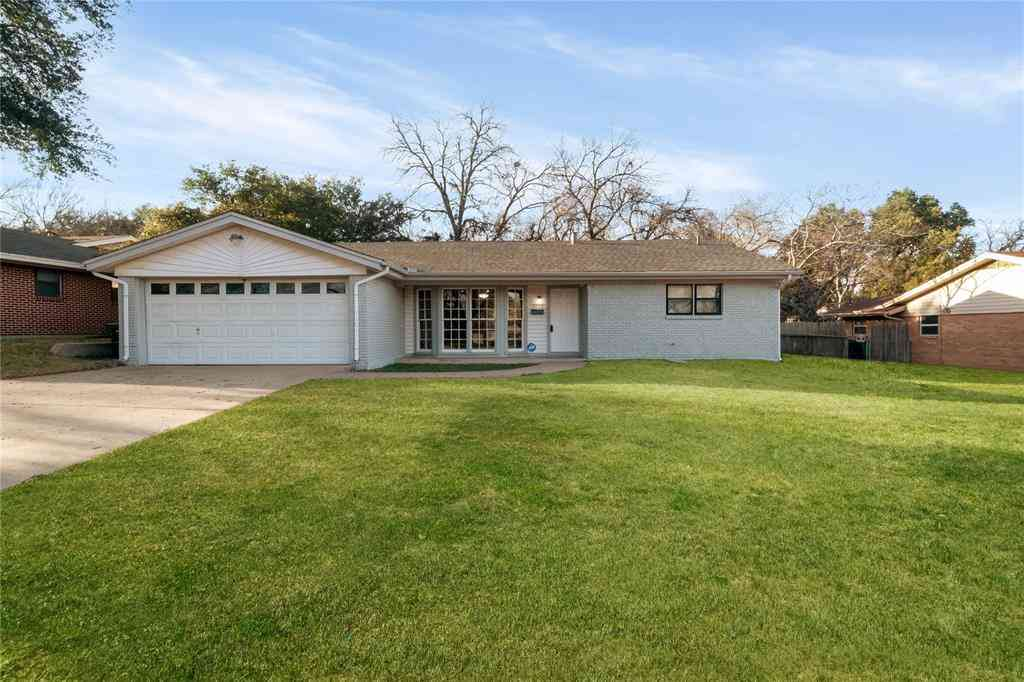 3508 Wosley Drive, Fort Worth, TX, 76133,