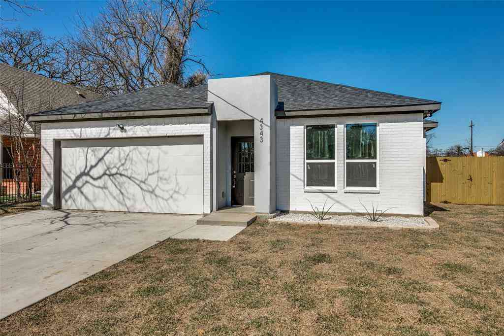 4711 Frank Street, Dallas, TX, 75210,