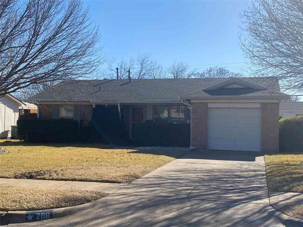786 Jadewood Drive, Dallas, TX, 75232,