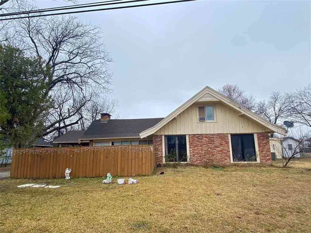 606 Creechville Road, Ennis, TX, 75119,