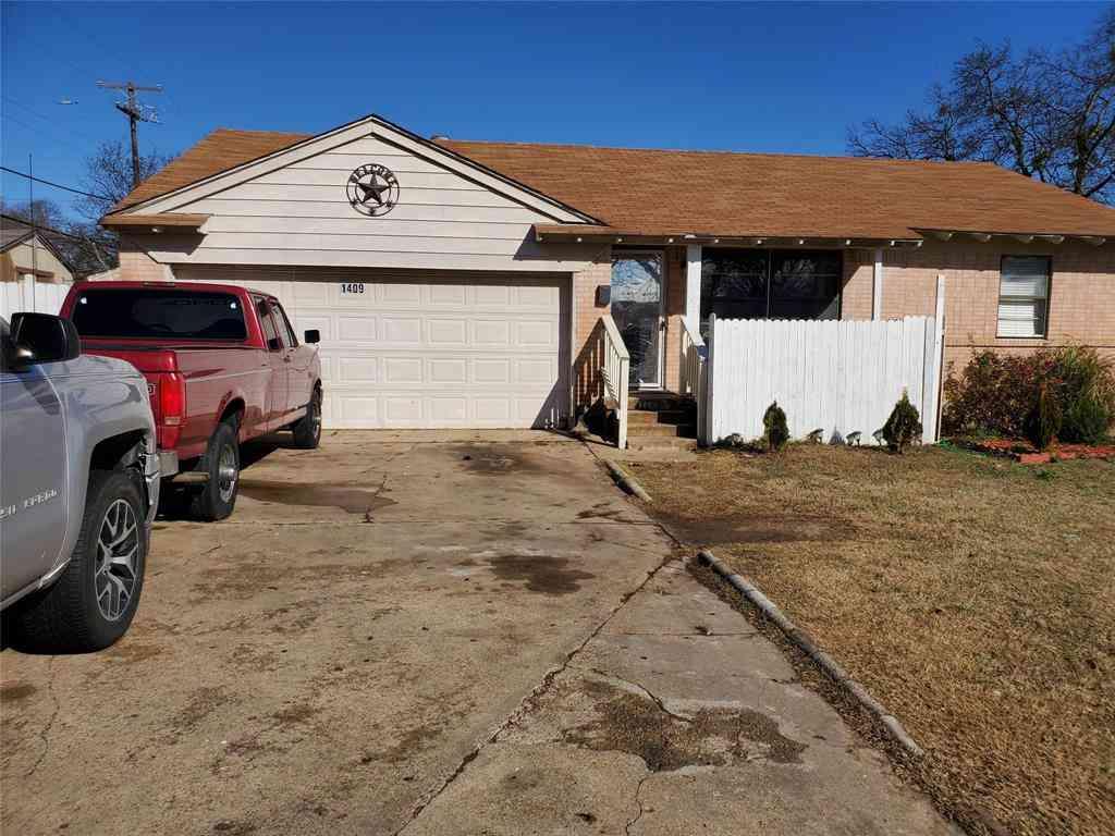1409 Serenade Lane, Dallas, TX, 75241,