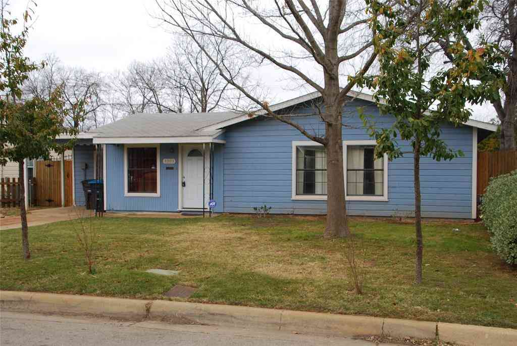 1003 E Beddell Street, Fort Worth, TX, 76115,