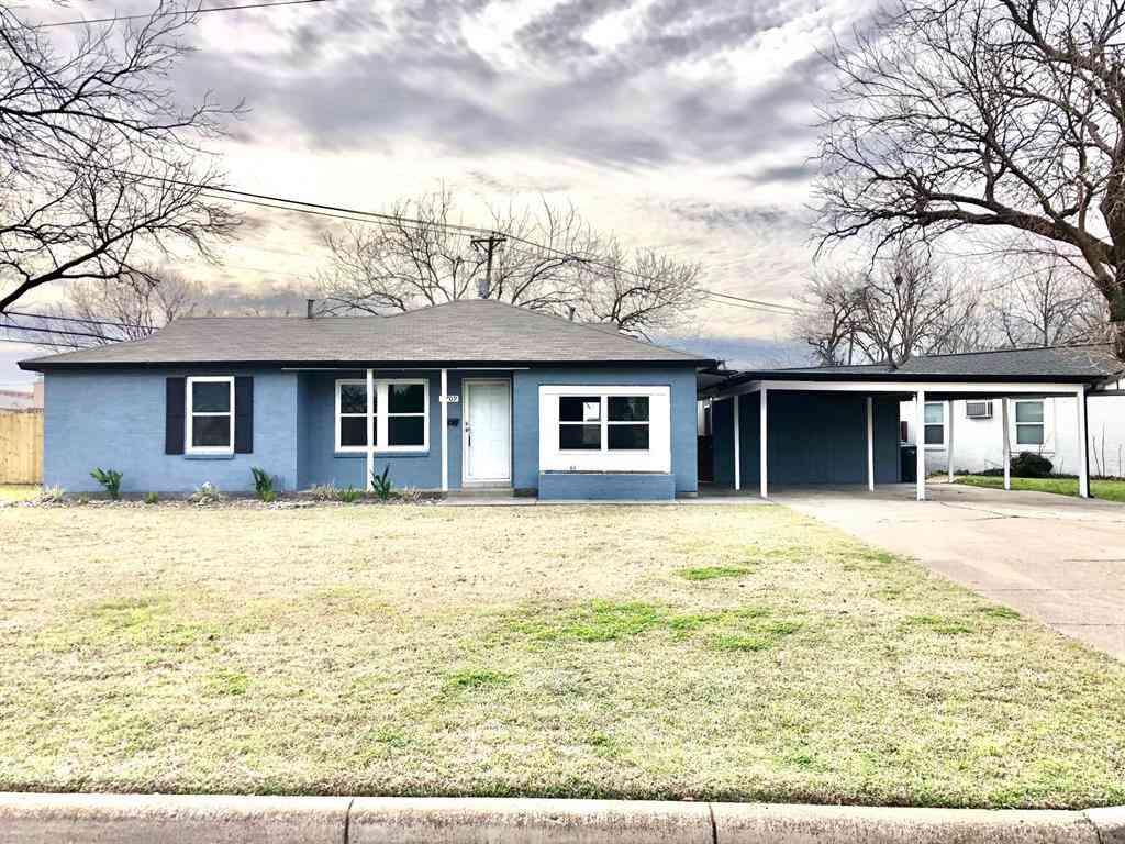 2709 W Biddison Street, Fort Worth, TX, 76109,