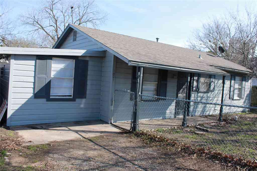 1801 S Jefferson Street, Kaufman, TX, 75142,