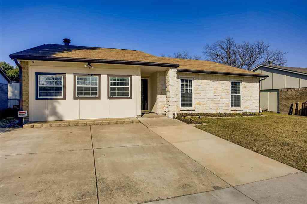 4213 Mary Jane Lane, Garland, TX, 75043,