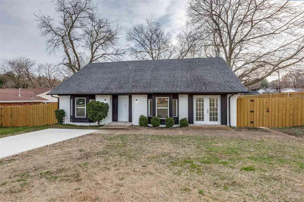 2316 Gibbs Williams Circle, Dallas, TX, 75224,