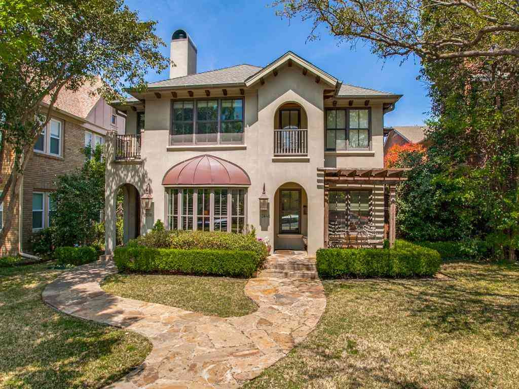 3448 Normandy Avenue, University Park, TX, 75205,