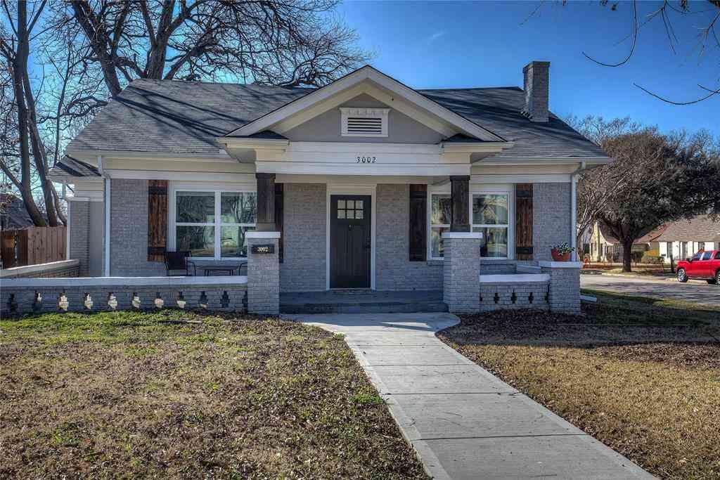3002 Fairview Avenue, Dallas, TX, 75223,