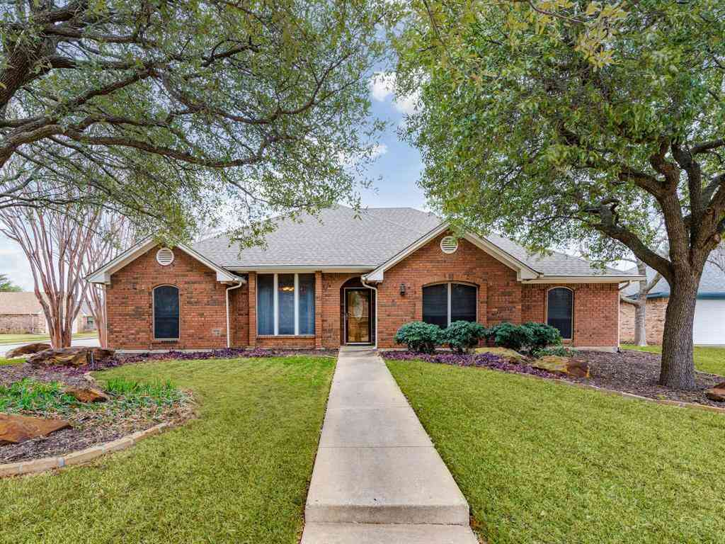 3608 Willomet Court, Bedford, TX, 76021,