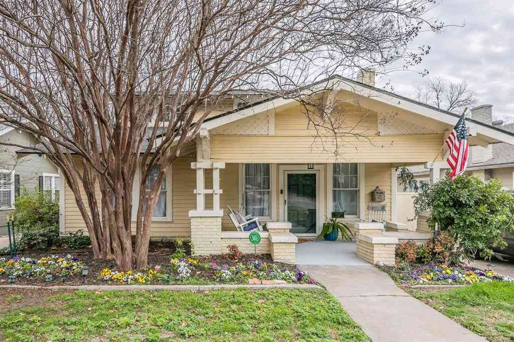 1813 Ashland Avenue, Fort Worth, TX, 76107,