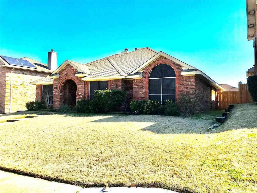 2422 Palisades Place, Mesquite, TX, 75181,
