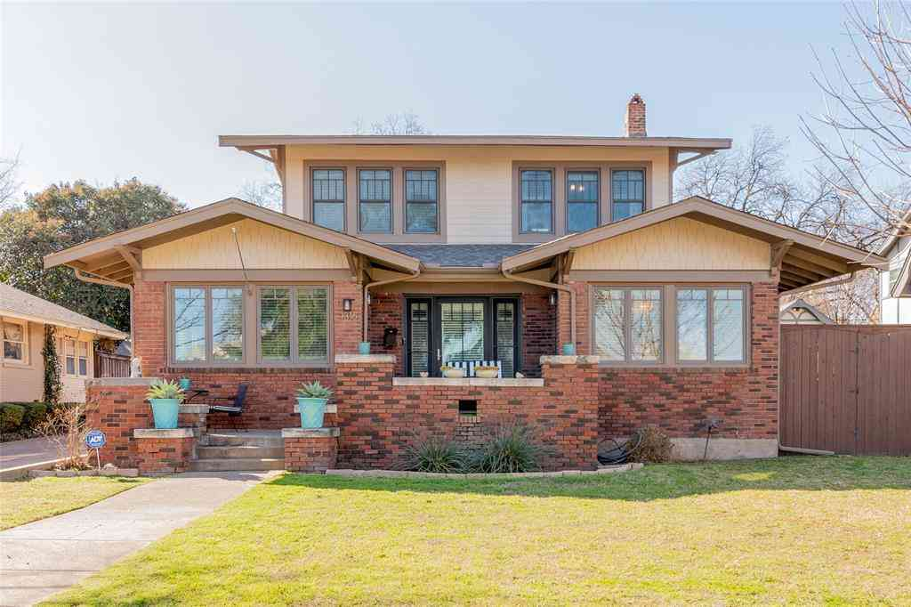 1316 Belle Place, Fort Worth, TX, 76107,