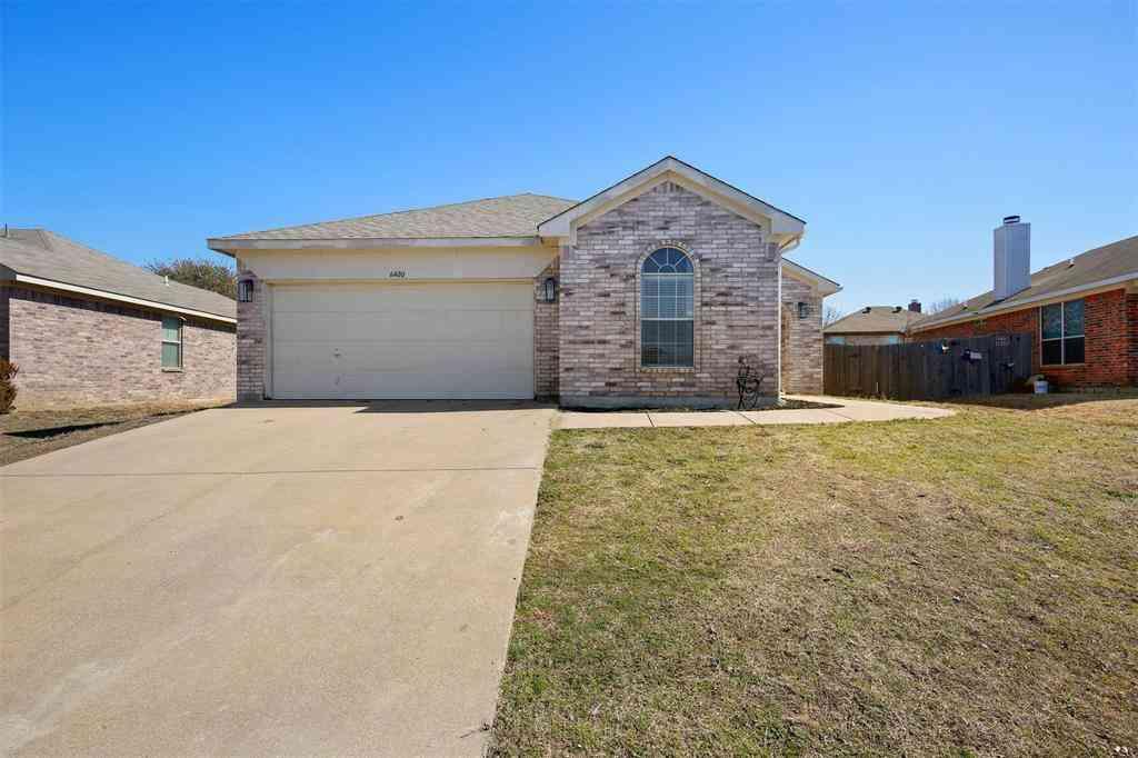 6400 New Harbor Lane, Fort Worth, TX, 76179,