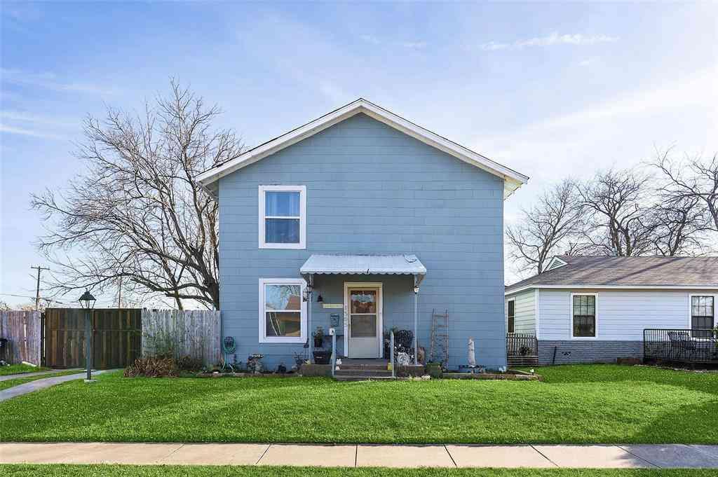 1305 W Shaw Street, Fort Worth, TX, 76110,