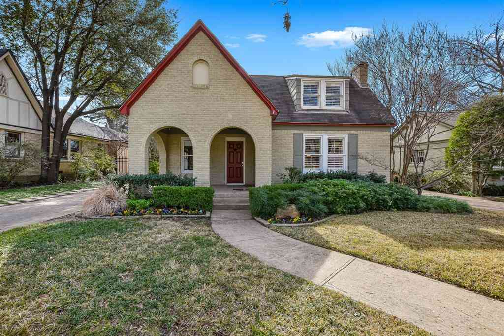 5622 Merrimac Avenue, Dallas, TX, 75206,