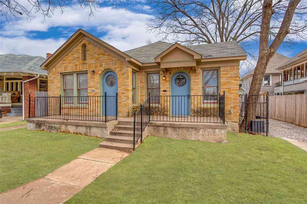 1911 College Avenue, Fort Worth, TX, 76110,