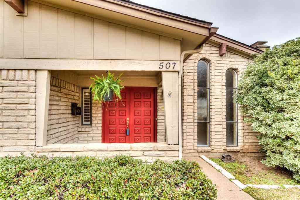 507 Cox Drive, Irving, TX, 75062,