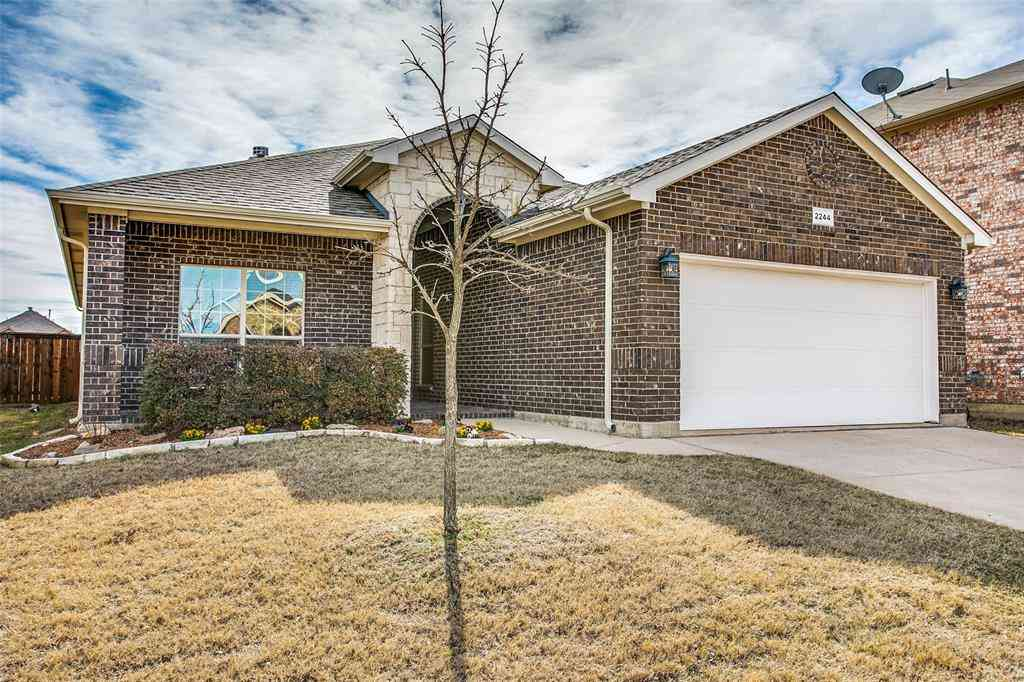 2244 Frosted Willow Lane, Fort Worth, TX, 76177,
