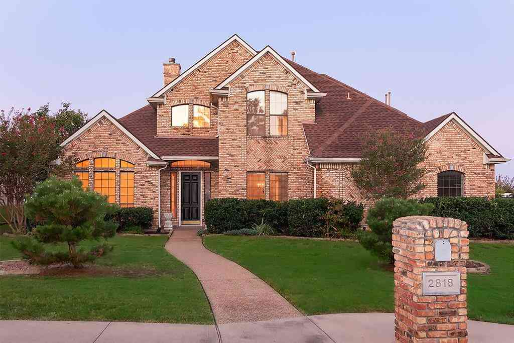 2818 Mira Vista Lane, Rockwall, TX, 75032,