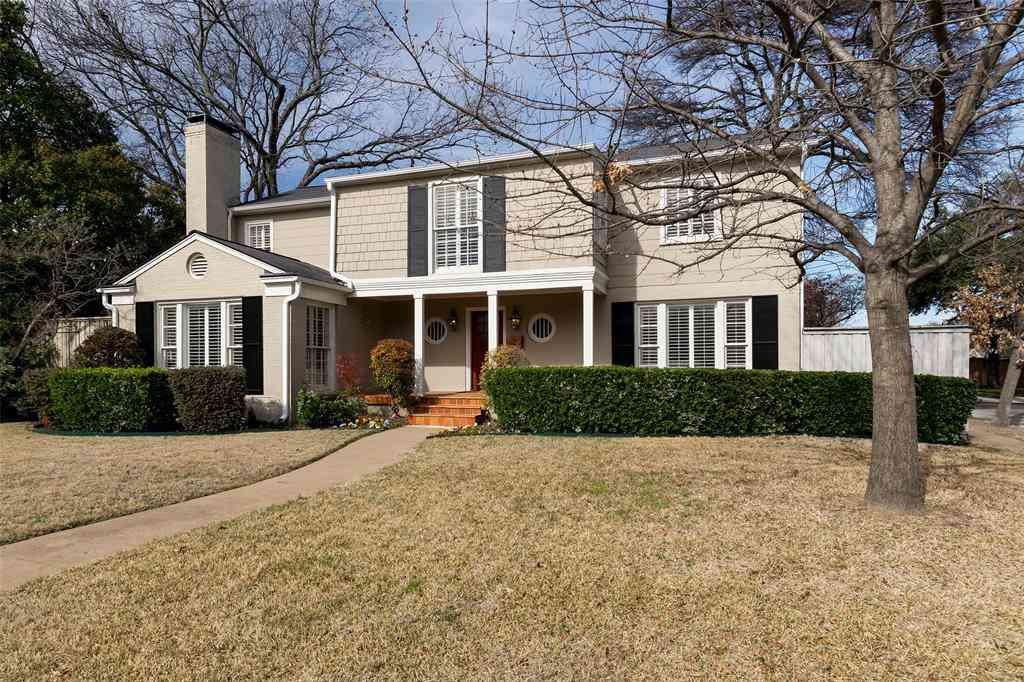 4600 Edmondson Avenue, Highland Park, TX, 75209,