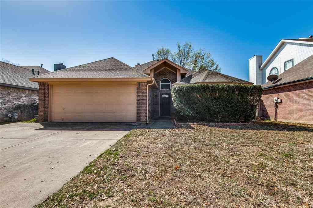 4728 Bracken Drive, Fort Worth, TX, 76137,