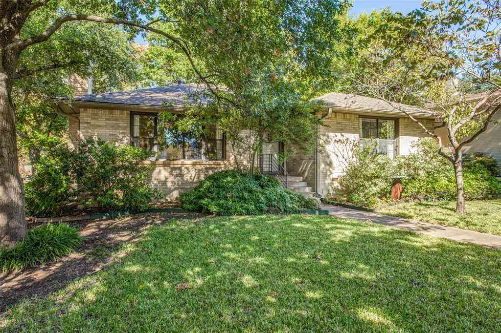6801 La Vista Drive, Dallas, TX, 75214,