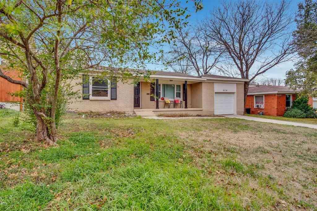 524 Crandle Drive, White Settlement, TX, 76108,