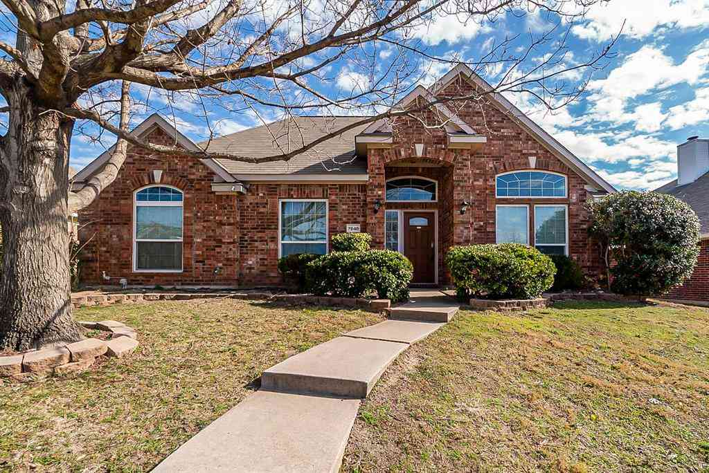 7848 Lancelot Road, Frisco, TX, 75035,
