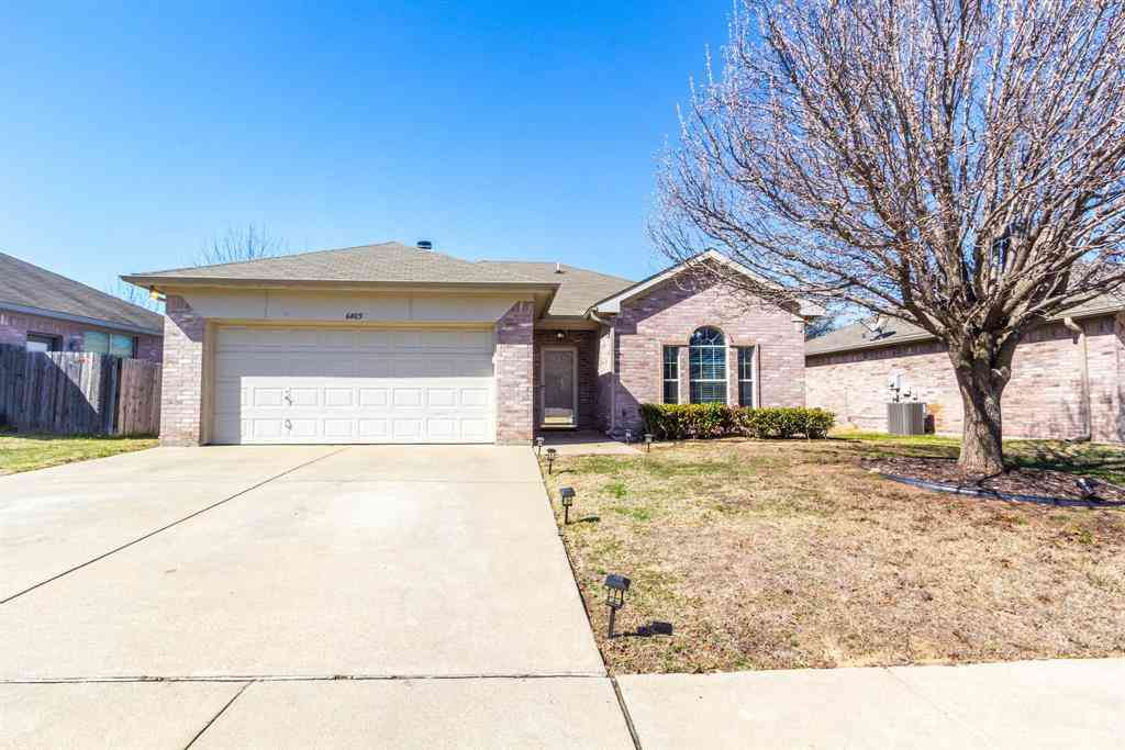 6405 Seal Cove, Fort Worth, TX, 76179,