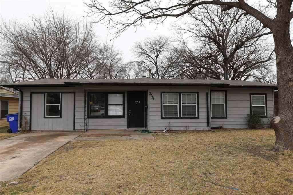 2579 Wicker Avenue, Farmers Branch, TX, 75234,
