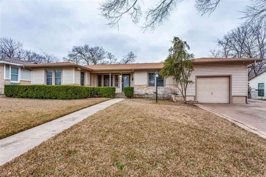 6513 Malvey Avenue, Fort Worth, TX, 76116,