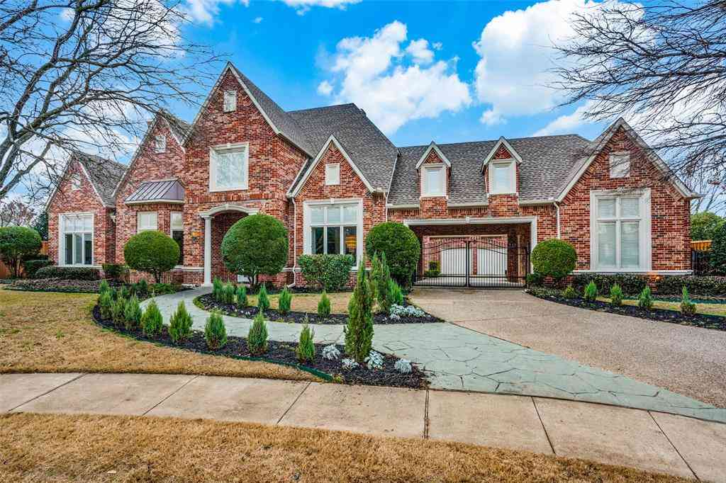 3401 Twin Lakes Way, Plano, TX, 75093,